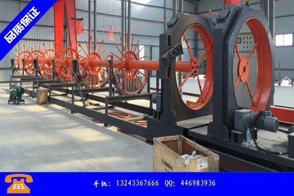 定西临洮县钢筋笼制作设备真空后的回火知识介绍