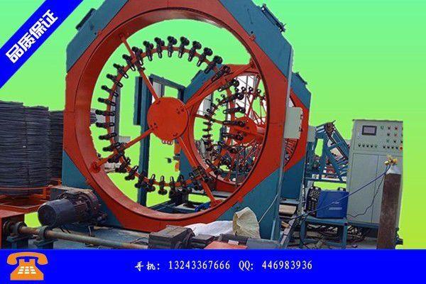 抚州临川区钢筋笼数控焊机走势涨跌互现盘整
