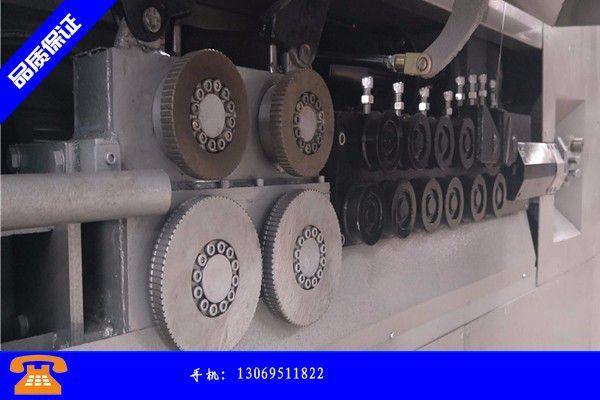 福建省钢筋自动弯箍机价格后期保养的方法是什么