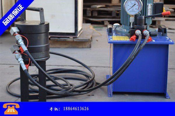 韶关新丰县机械挤压套筒的工作原理和使用范围