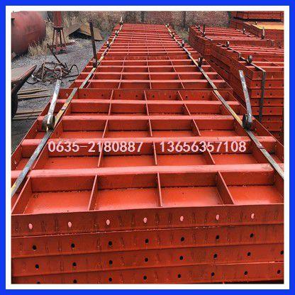 黔东南苗族侗族三穗县钢模板厂家架子质量指标