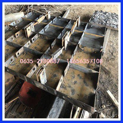 定西岷县高速钢模板多少钱质量
