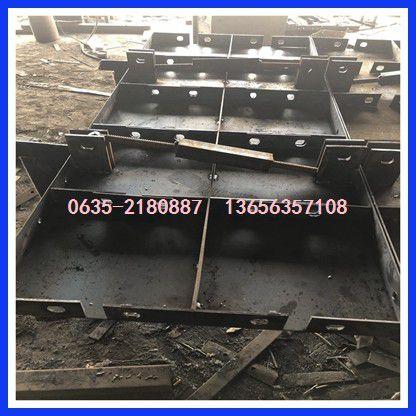 集安市二手钢模板定做批发