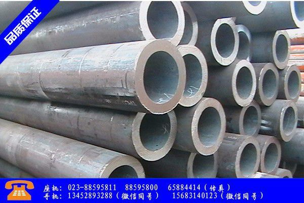 迁安市宝钢15crmo合金管的连接方式和适用范围