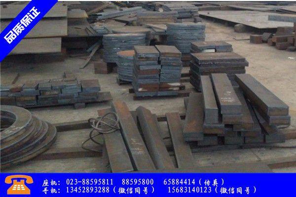 铜仁玉屏侗族自治县钢板的加工近期行业动态