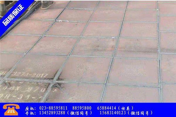 淮南市中厚板加工银十价格走低的两大原因