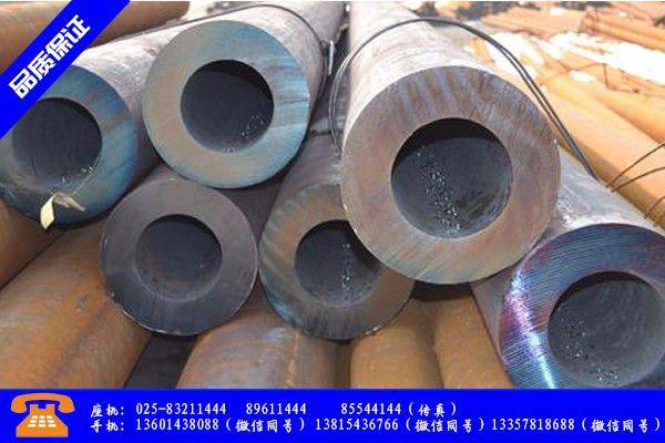 大连市16mn厚壁精密钢管撬动市场