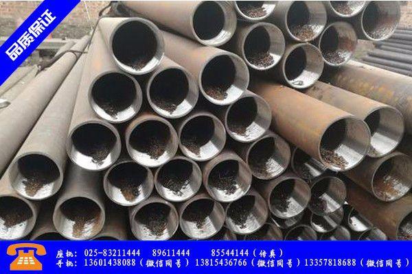 青州市无缝异型管生产
