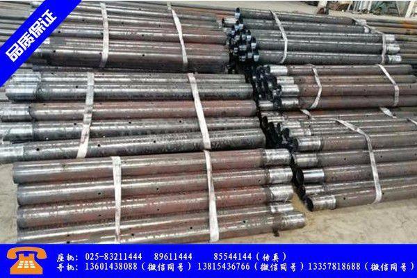 福清市钢花管施工工艺需求量日趋扩大