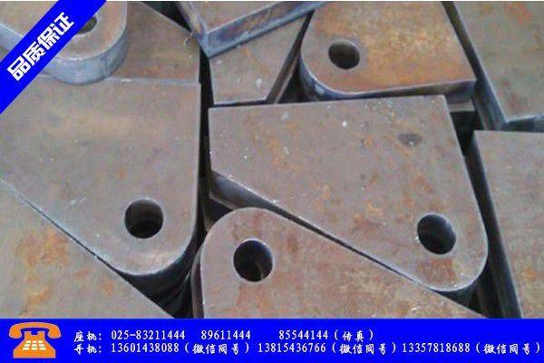滁州市钢板零售切割价格下调不理想