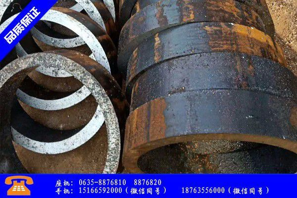 梅河口市厚壁直缝钢管厂家拉涨 商家意愿强烈