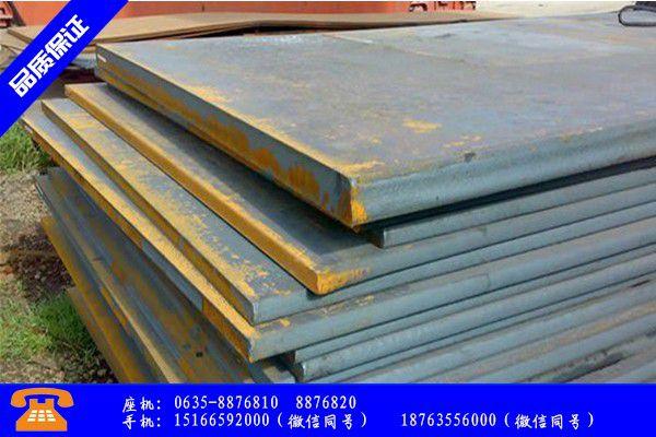 儋州q295nh耐候钢板主要分类