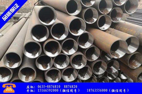 包头昆都仑区108钢花管质量
