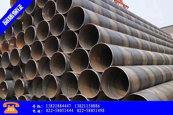 榆林螺旋钢管螺旋管