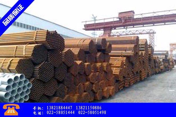 青州市焊管q345b产品的选用