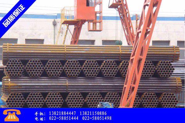 承德兴隆县焊管产品的生产与功能