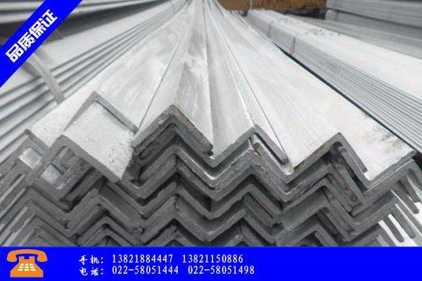 镀锌槽钢市场