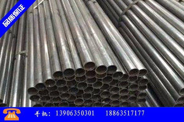 南宁武鸣县10mm钢管