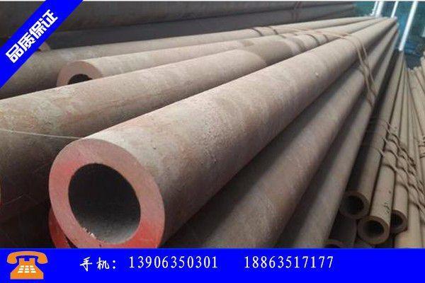 忻州河曲县42crmo合金钢管价格行业体系