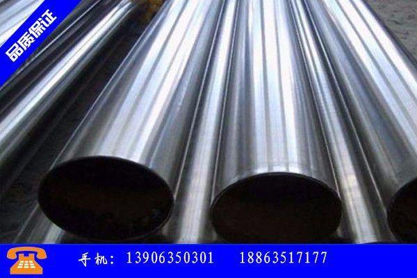 涟源市2205双相不锈钢管常见故障及处理方法