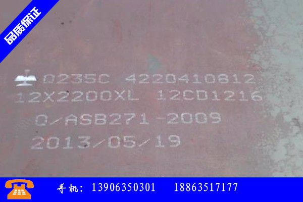 铁岭昌图县耐磨钢板nm400