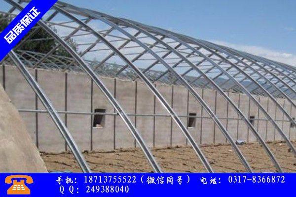 上海普陀區農業大棚骨架產品問題的解決方案