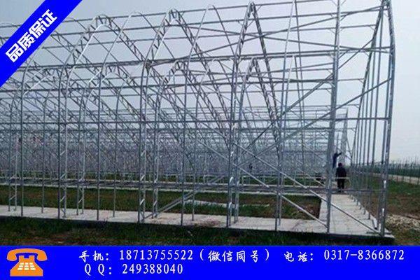 上海徐匯區農業大棚造價產品問題的原理和解決