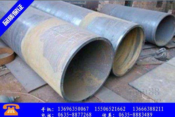 辽阳直缝焊管价格助力创新