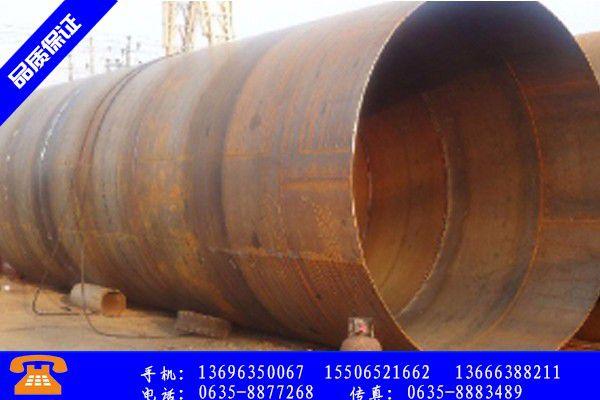超厚壁大口径卷管
