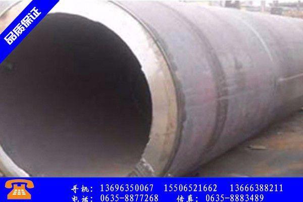 成都Q355B卷管市场价格下跌20元吨