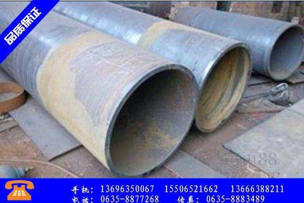 秦皇岛大口径厚壁钢管淡季继续持续
