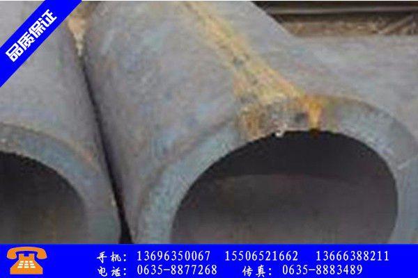 石家庄q345b钢板卷管值得期待