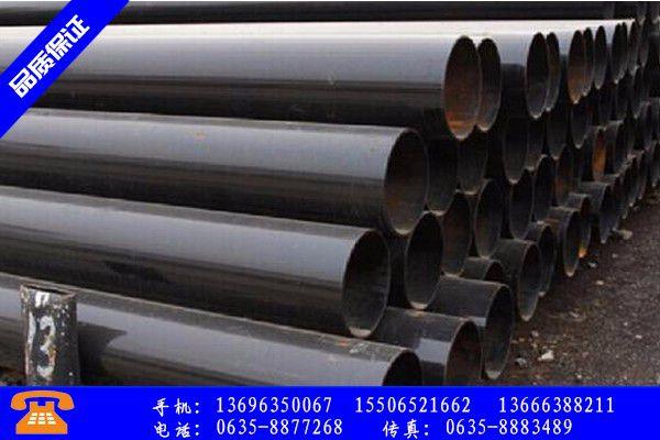运城大口径厚壁焊管生产