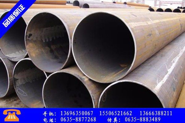 芜湖钢板卷管价格表面弯曲产生原因有哪些