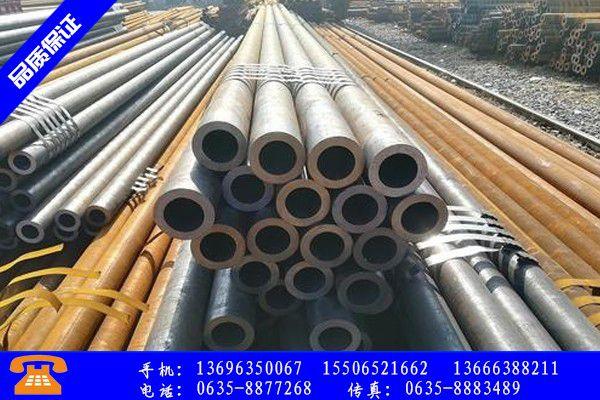 榆林500厚壁无缝钢管实体供货