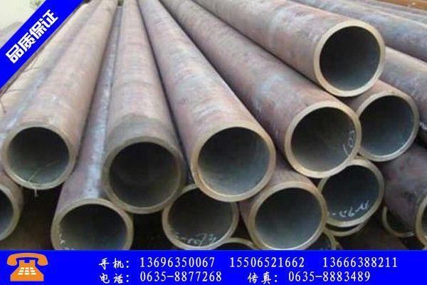玉林q345b冷拔无缝钢管产品发展趋势和