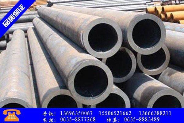 呼和浩特无缝钢管冷拔钢管市场价格报价上涨