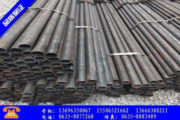 泰安镀锌钢管的切割反弹夭折国内价格或将继续寻底