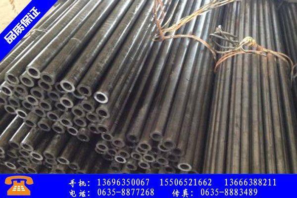 金华q345d无缝钢管应注意哪些先关的特征