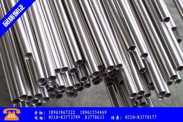 316l不锈钢管性能