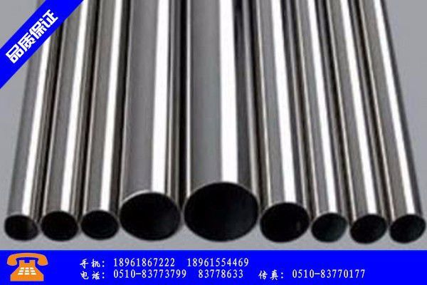 吐鲁番市904l不锈钢钢管环保限产升温 价格反弹再上一个台阶