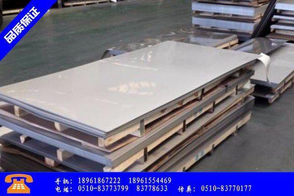 甘肃省321不锈钢中厚板影响表面质量的因素有哪些
