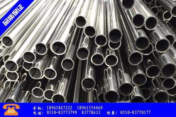 吴川市316不锈钢装饰管价格多地限产价格喜迎上涨