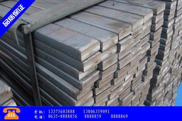 乌兰察布60si2mn扁钢市场规模快速增