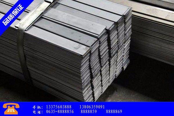 冷轧扁钢生产商