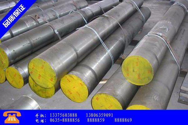 紹興嵊州42crmo合金結構鋼產品性能發揮與失效