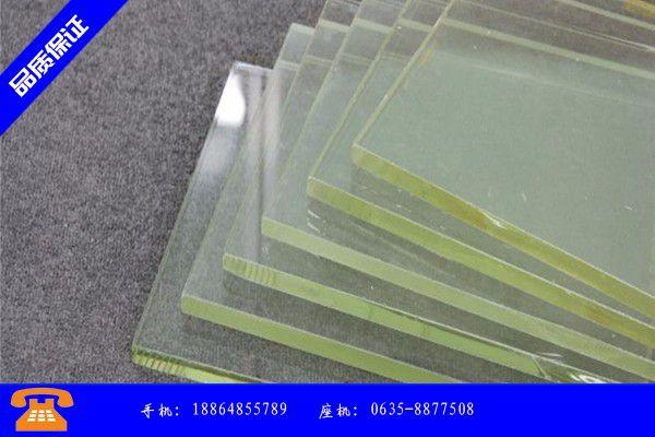 天津红桥区铅玻璃窗户产品性能发挥与失效