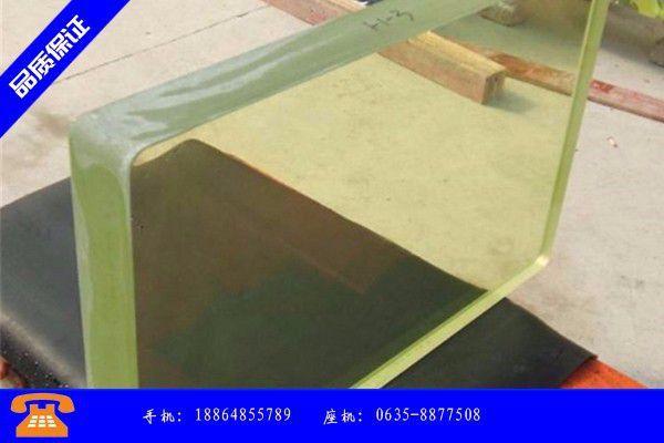 蚌埠市医用防辐射铅玻璃市场迎来了久违的回暖行情