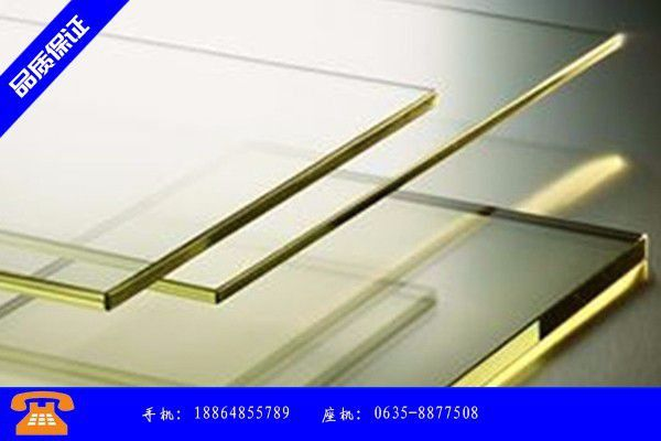 亳州铅玻璃的寿命价格小幅下跌市场不佳