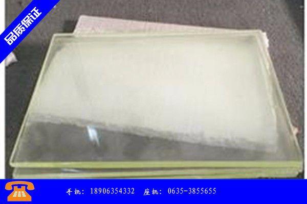 株洲荷塘区铅玻璃窗价格近期报价厂家